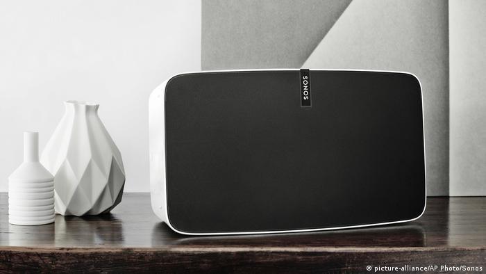 Sonos Tuning speaker (picture-alliance/AP Photo/Sonos)