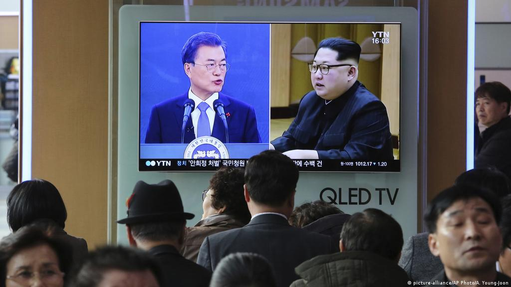 north Korea versus south korea diets