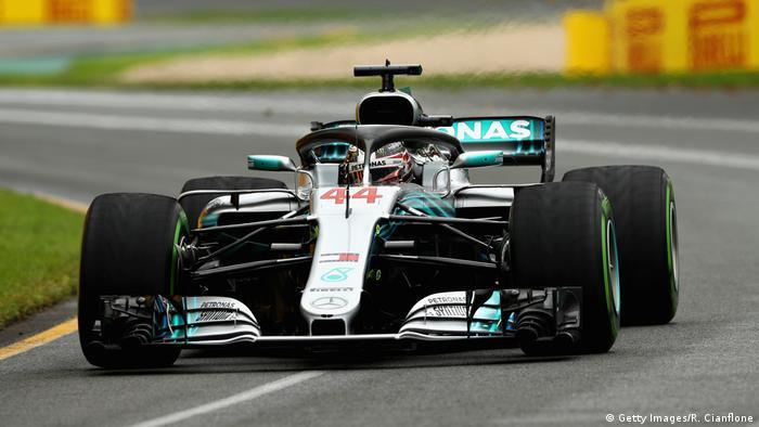Formel 1 Australien Qualifying | Lewis Hamilton, Mercedes (Getty Images/R. Cianflone)