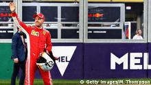 Formel 1 Australien Qualifying | Sebastian Vettel, Ferrari