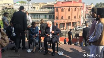 Indien Bundespräsident Frank-Walter Steinmeier