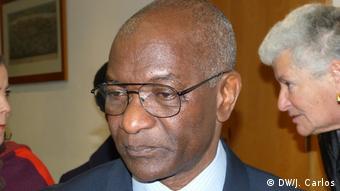 Kongo Jean-Michel Mabeko Tali, politischer Autor