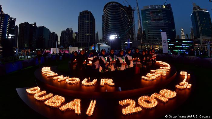 Dubai Earth Hour celebrates with candles