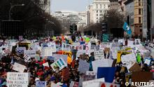USA March for Our Lives (REUTERS)