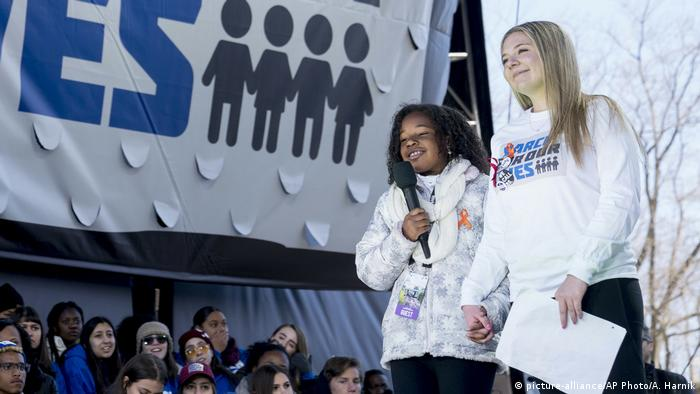 March For Our Lives Rallies Around The World Call For Stricter Us