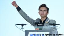 Washington March For Our Lives David Hogg