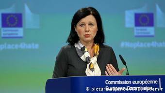 Vera Jurova, unijna komisarz ds. sprawiedliwości, spraw konsumenckich i równości płci