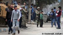 Syrien Krieg Afrin | türkisches Militär