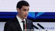 Turkmenistan Serdar Berdymukhamedov