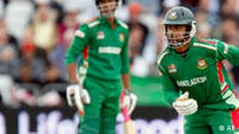 Cricket irland besiegt Bangladesh