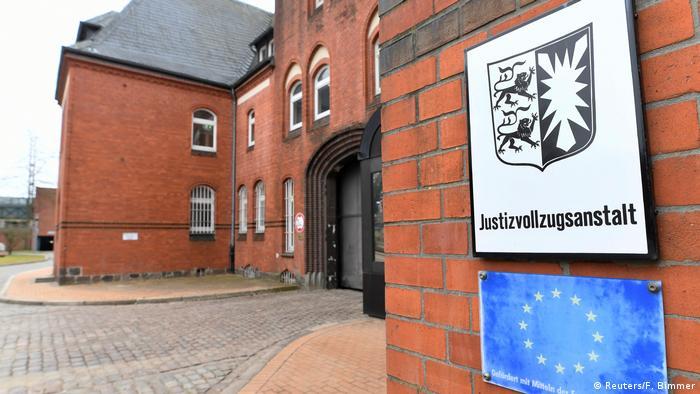 Deutschland Gefängnis in Neumünster nach der Verhaftung von Puigdemont
