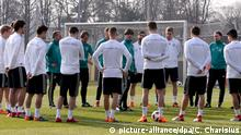 Berlin Training Nationalmannschaft Deutschland