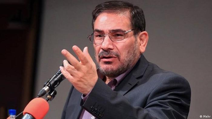 Ali Shamkhani, Vorsitzender des iranischen Sicherheitsrates
