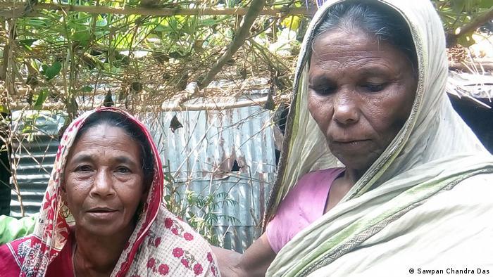 Bangladesch Biranganas - Joygon und Karima