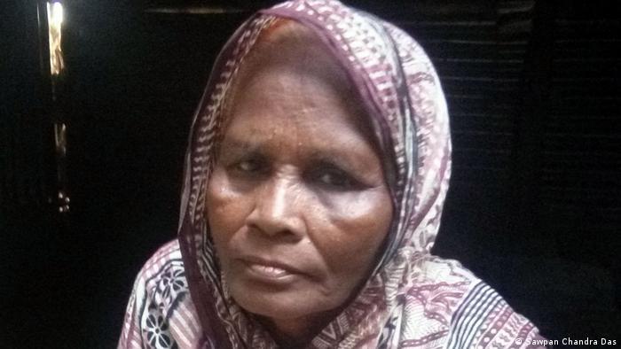 Bangladesch Biranganas - Hajera Khatun