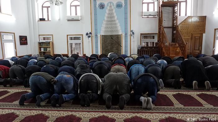 Serbien Islam Aga Moschee in Nis