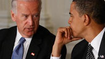 Predsjednik Obama i potpredsjednik Biden