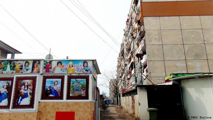 Bulgaria's Roma quarter Stolipinovo