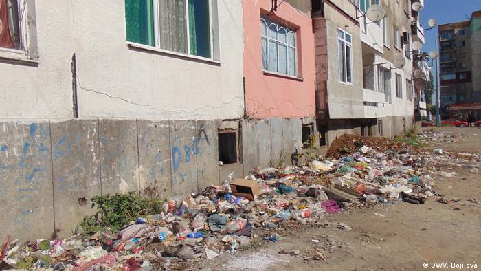 Bulgarien Roma Viertel Stolipinovo