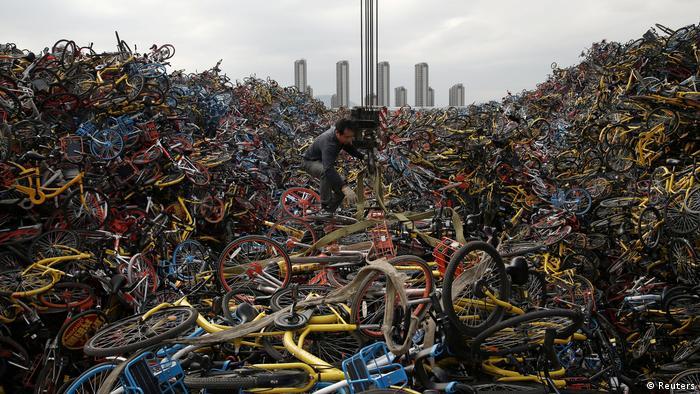 Інший бік велосипедного буму