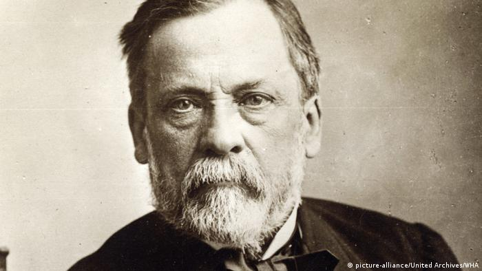 Louis Pasteur (picture-alliance/United Archives/WHA)