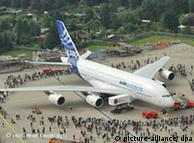 Encomenda de A380 poderá ser cancelada