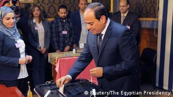 Ägypten Präsidentschaftswahlen