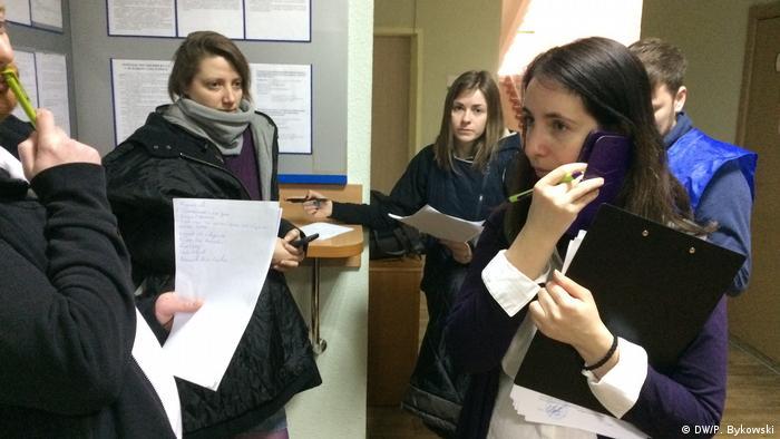 Правозащитники и журналисты в суде Советского района Минска
