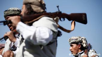 Proteste gegen Saudi-Arabien-Intervention in Jemen