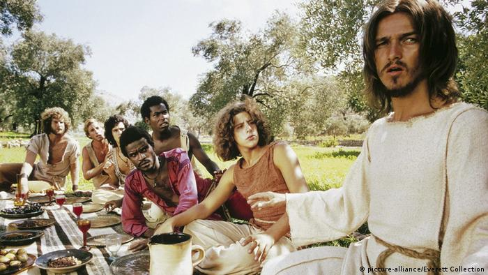 Scene from 1973's Jesus Christ Superstar (picture-alliance/Everett Collection)