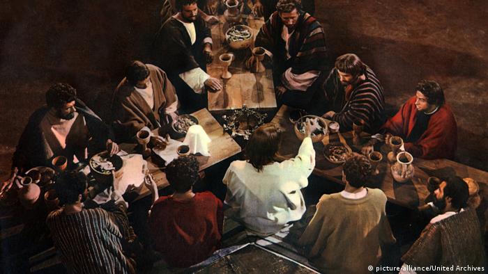 Zehn Berühmte Bibelverfilmungen Der Kinogeschichte Filme Dw