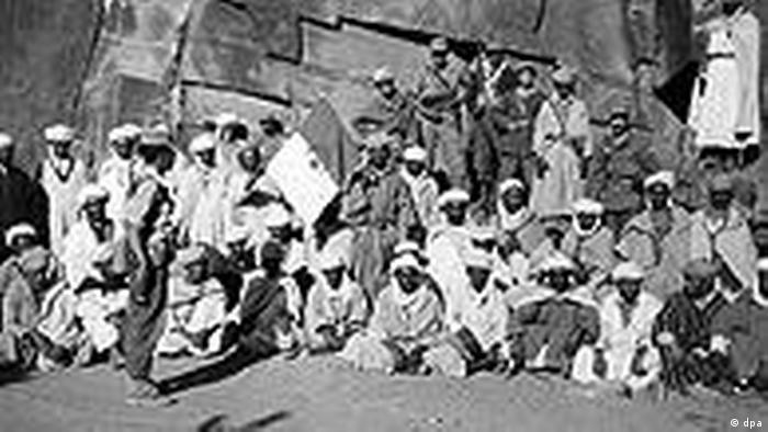 Algerien - Befreiungskrieg 1960