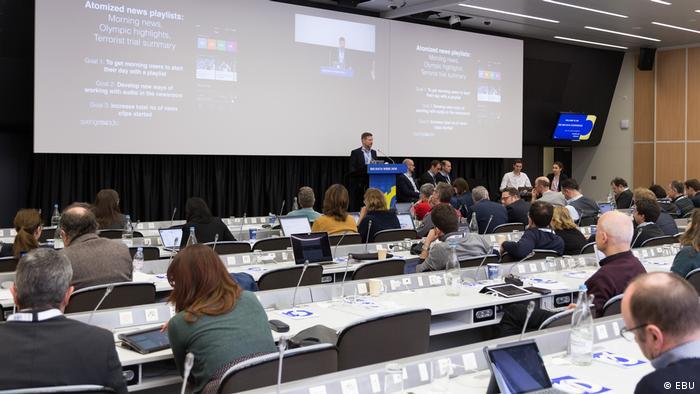 Konferensi Big Data di Jenewa
