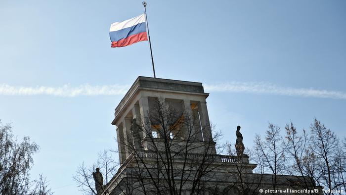 Berlin Botschaft der Russischen Föderation (picture-alliance/dpa/B. Pedersen)