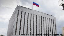 USA Washington Russische Botschaft
