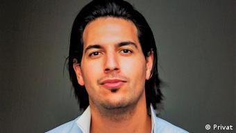 Charif Hamidi Unternehmer