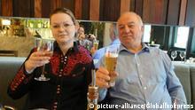 Doppelagent Sergei Skripal und Tochter