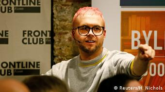 Whistleblower Christopher Wylie Ex-Mitarbeiter Cambridge Analytica