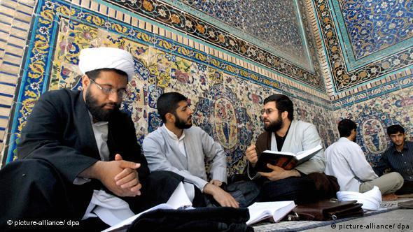 Ghom heilige Stadt Diskussion Mullahs