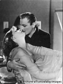 Film still with Greta Garbo in Grand Hotel