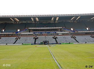 Das Loftus-Versfeld-Stadion in Pretoria (Foto: Ulrich Reimann)