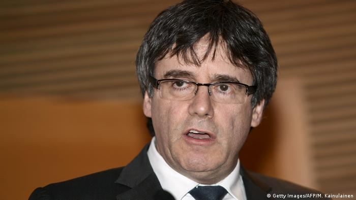 Carles Puigdemont (Getty Images/AFP/M. Kainulainen)