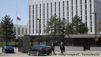 ABD 2018'de de çok sayıda Rus diplomatı sınır dışı etmişti.