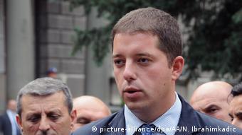 Marko Djuric (picture-alliance/dpa/AA/N. Ibrahimkadic )