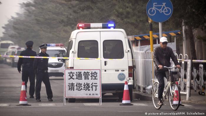 China Spekulationen über Geheimbesuch von Kim Jong Un in Peking