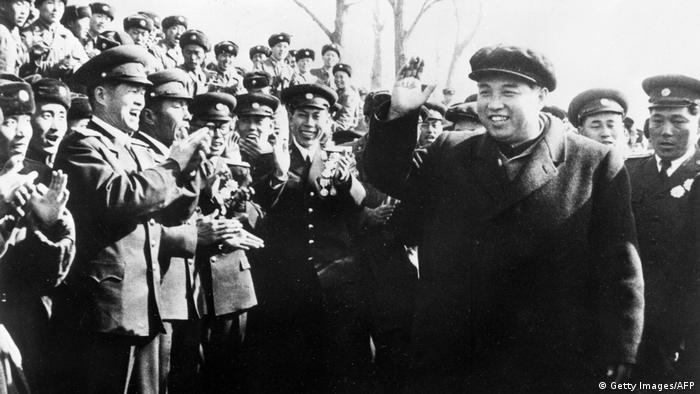 China Kim Il Sung besucht Peking (Getty Images/AFP)