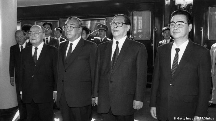 China Kim Il Sung besucht Peking (Getty Images/AFP/Xinhua)