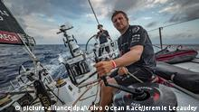 John Fisher Volvo Ocean Race Team Sun Hung Kai/Scallywag