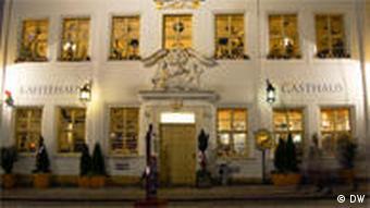 Ältestes Café Deutschlands: der Coffeebaum (Foto: DW)