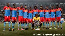 Fußball Nationalmannschaft DR Kongo